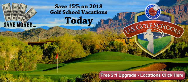 Arizona Golf School Specials